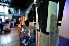 Fashiontech gallery at Wear It Festival - The Conference on Wearables, fashion tech, smart clothing and consumer innovation on 19-20 June 2018 at the Kulturbrauerei Berlin - (c) Wear It Berlin / Michael Wittig, Berlin